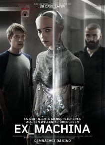 Экс Машина (2015)