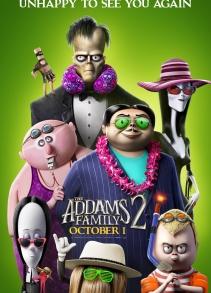 Аддамсын гэр бүл 2 УСК (2021)