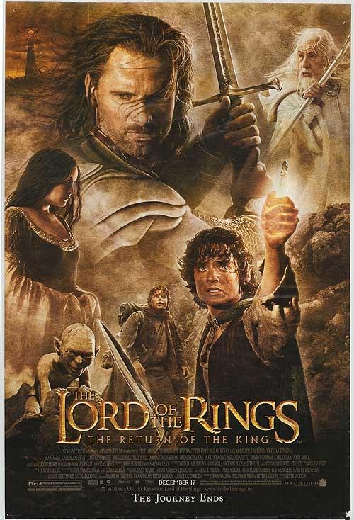 Бөгжний эзэн: Хаан эргэж ирсэн нь (2003)