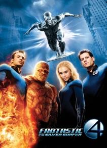 Гайхамшигт дөрөв 2: Мөнгөн тавцантын дайралт (2007)