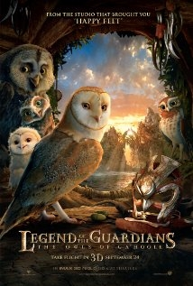 Legend of the Guardians: The Owls of Ga'Hoole (2010)