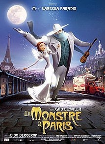 A Monster in Paris (2011)