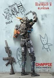 Чаппи робот (2015)