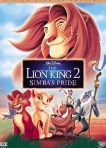 Араатны хаан арслан 2: Симбагийн бахархал УСК (1998)