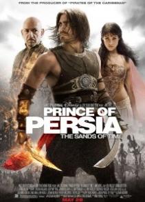 Персийн хунтайж: Цаг хугацааны элс (2010)