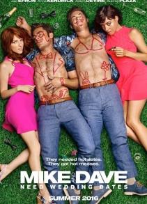 Майк Дэйв хоёрын хуримын болзоо (2016)