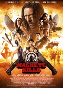 Machete Kills (2013)