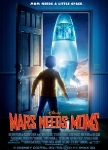Mars Needs Moms (2011)