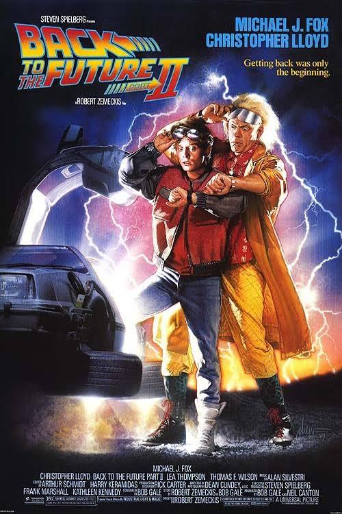 Ирээдүй руу буцсан нь 2 (1989)