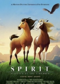 Spirit: Stallion of the Сimarron (2002)