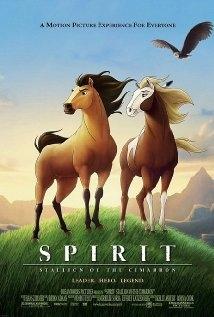 Spirit: Stallion of the Сimarron (2002)