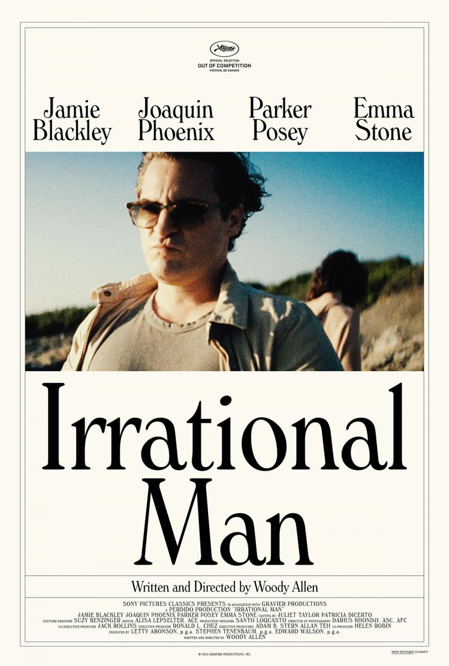 Иррациональ хүн (2015)