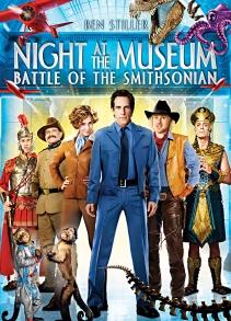 Музейд өнгөрүүлсэн шөнө 2 (2009)