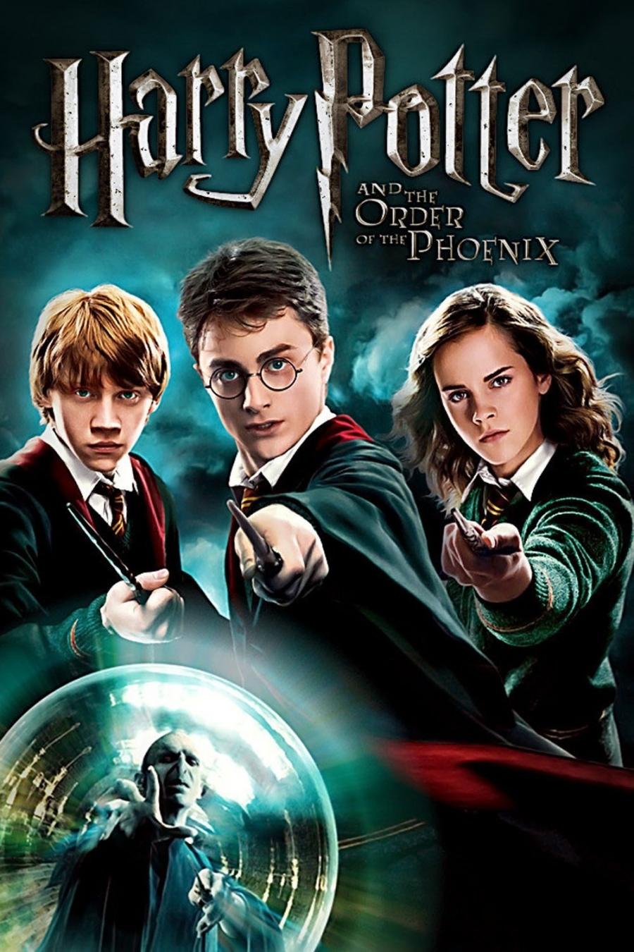 Харри Поттер 5: Галт шувууны бүлгэм (2007)